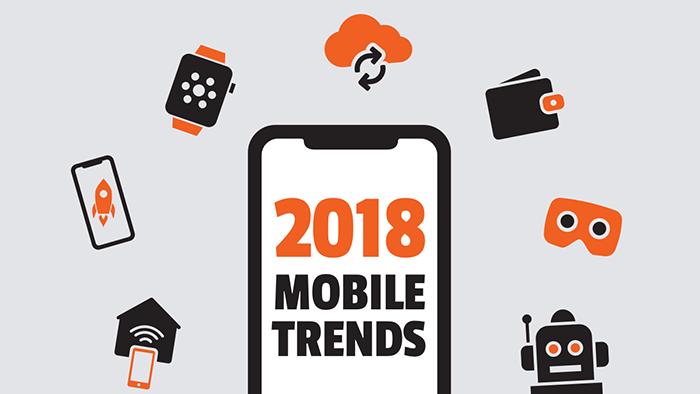 2018年APP开发五大趋势分析